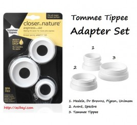 Tommee Tippee Adapter Set