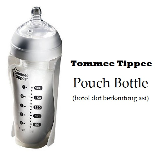 Tommee Tippee Pouch Bottle Express & Go