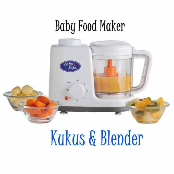 baby safe baby food maker