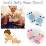 Lucky Baby Knee Guard Socks