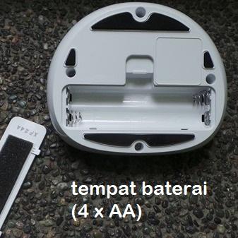 pigeon electric breastpump pro (baterai container)