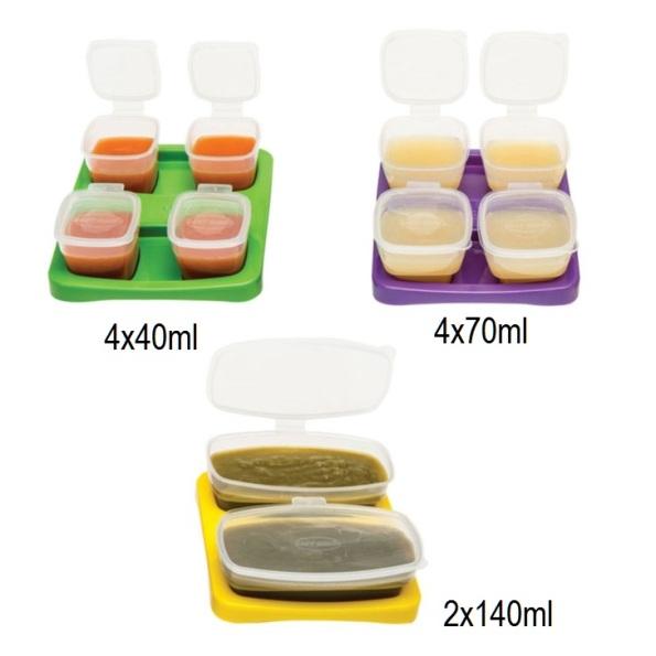 Baby Cubes Starter Kit (kelengkapan)