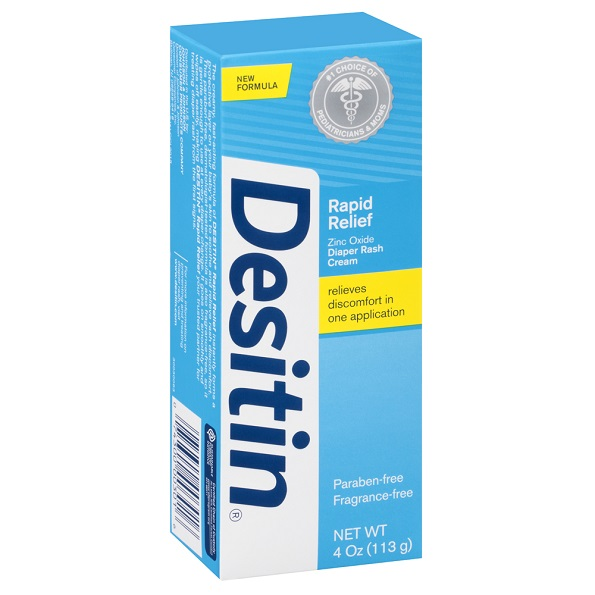 Desitin Rapid Relief (New Formula)