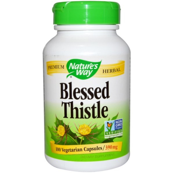 Nature's Way Blessed Thistle