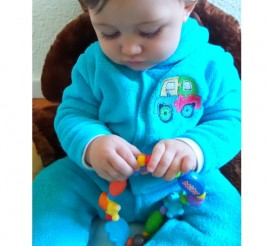 Nuby Safari Friends Teether