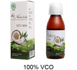 be Nevicio 100% Virgin Coconut Oil