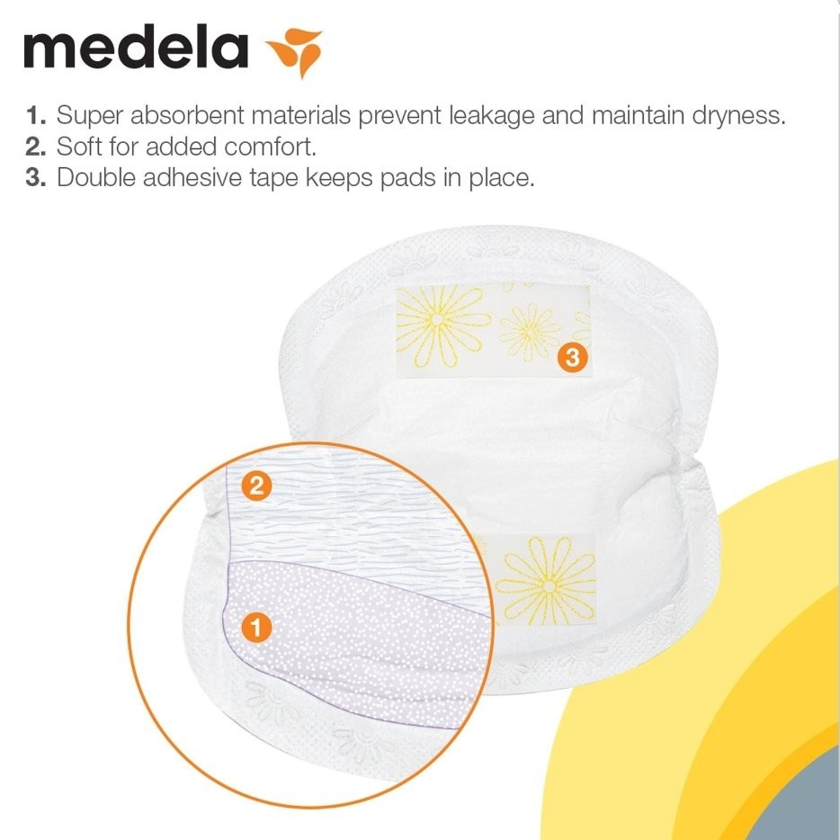 Medela Disposable Nursing Pads (2)