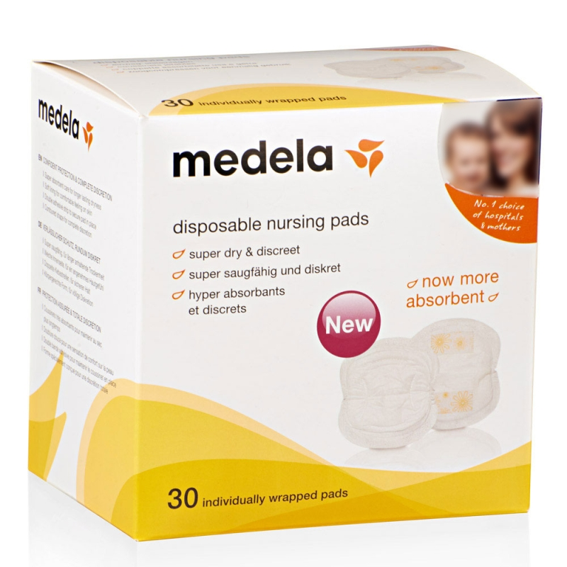Medela Disposable Nursing Pads 30pcs