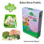 Nayz Bubur Beras Bayi Organik Kotak 300 gram