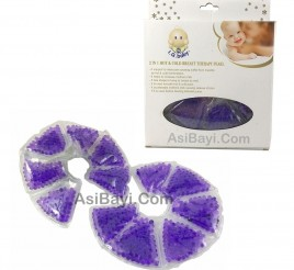 IQ Baby Hot Cold Breast Therapy Pearl, Kompres Payudara