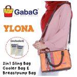 GabaG YLONA Coolerbag Sling