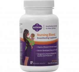 Milkies Nursing Blend, Booster ASI Plus Multivitamin
