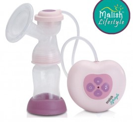 Malish Lifestyle Micro Computer Electric Breast Pump