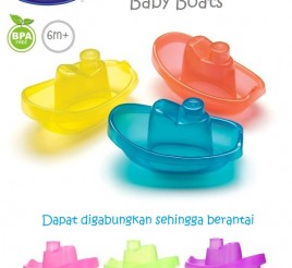 Playgro Bright Baby Boats