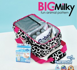 Gabag Big Milky Cooler Bag Tas Pendingin ASI