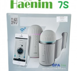Haenim 7S Electric Breastpump dengan Pengendali Bluetooth