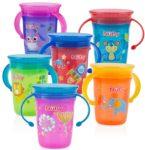 Nuby Wonder Cup 5 Warna