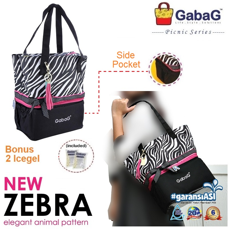Gabag New Zebra