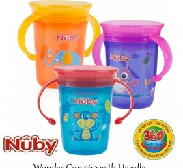 Nuby Wonder Cup 360 with Handle