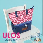 GabaG Ulos Stylish Batik