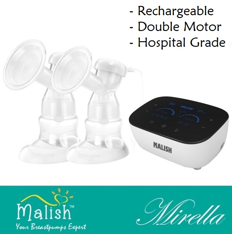 Malish Mirella Double Electric Breast Pump