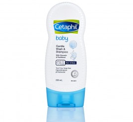 Cetaphil Baby Gentle Wash & Shampoo