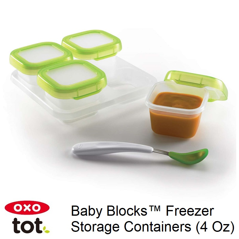 Oxo Tot Baby Blocks 120ml