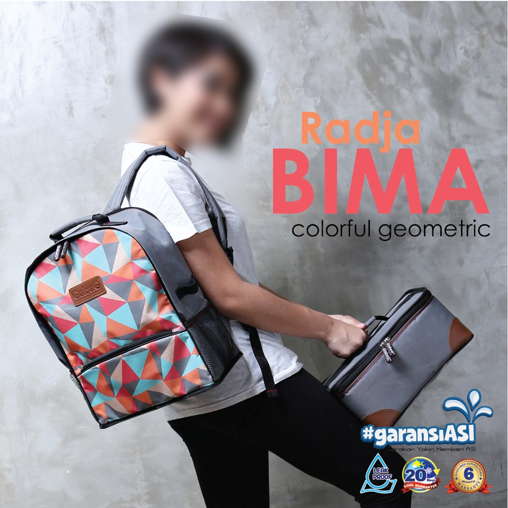 Gabag Radja Bima, Backpack Cooler Bag