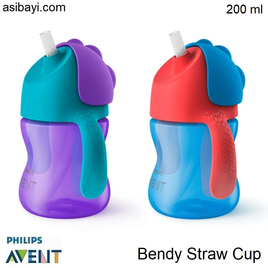 Avent Bendy Straw Cup 200ml SCF796 (1)