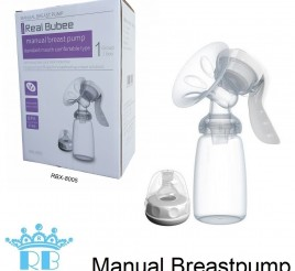 Real Bubee Manual Breastpump RBX-8005
