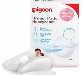 Pigeon Breast Pads Honeycomb
