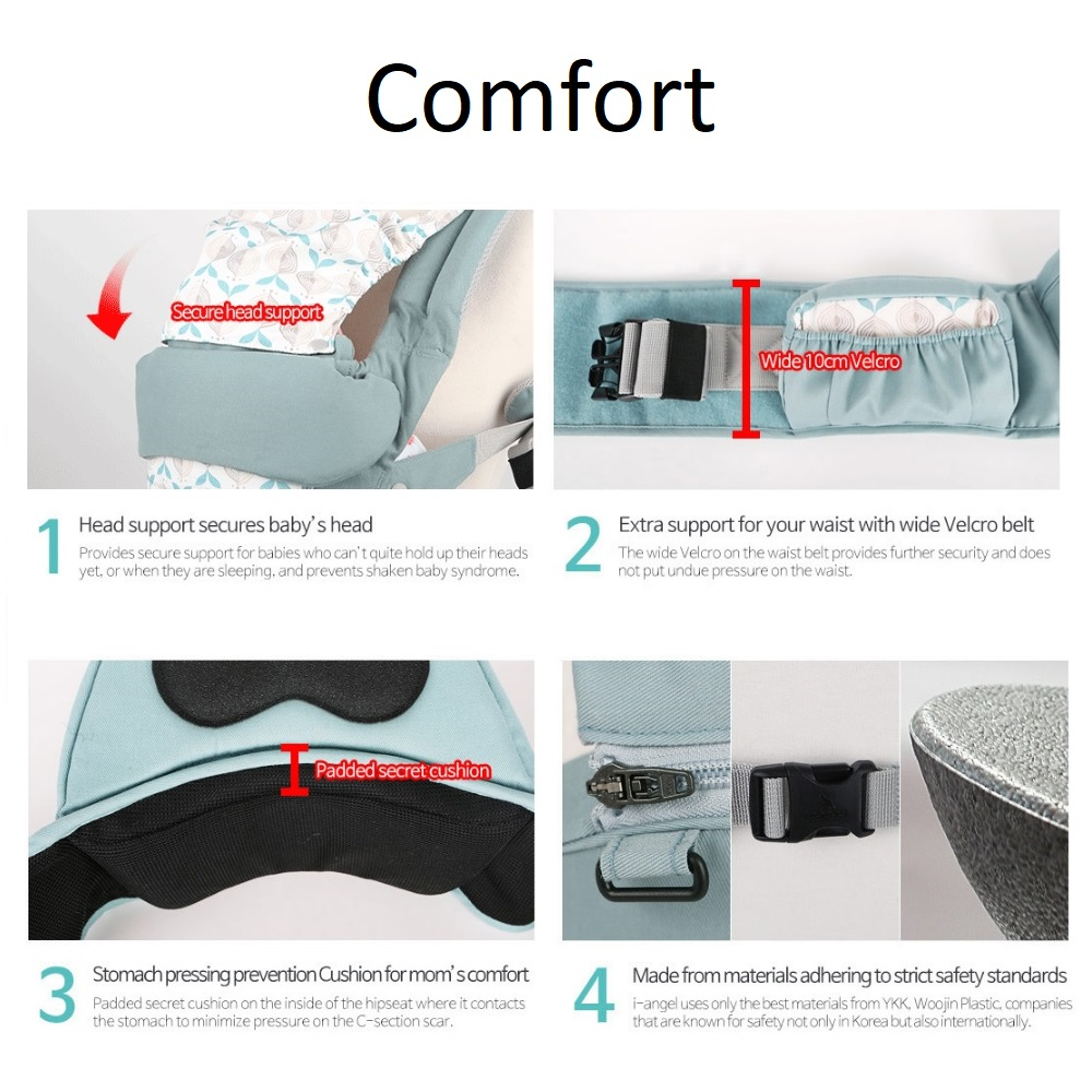 I-Angel Miracle Comfort