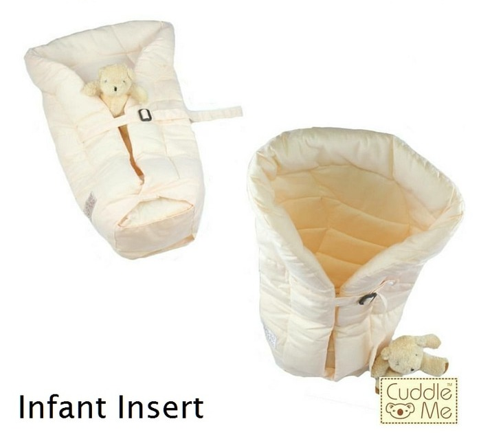cuddle me infant insert