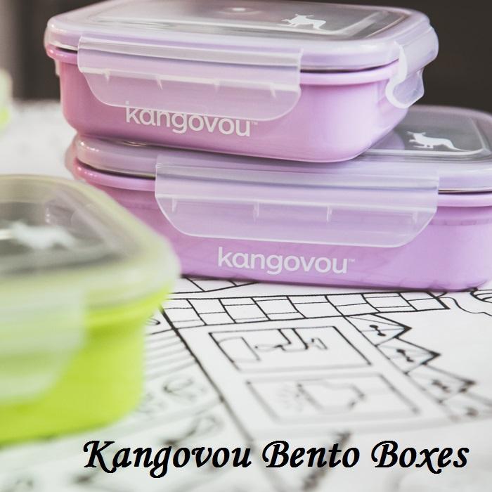 Kangovou Bento Box