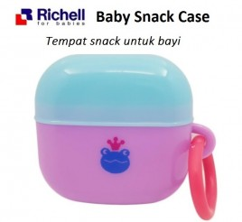 Richell Baby Snack Case