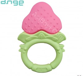 Ange Strawberry Teething Ring