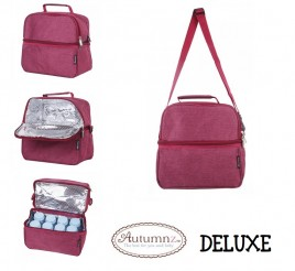 Autumnz Deluxe Cooler dan Breastpump Bag