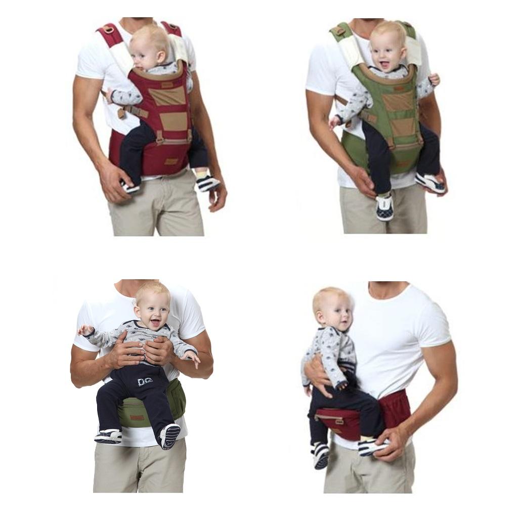 BabySafe Baby Hip Seat (Posisi)