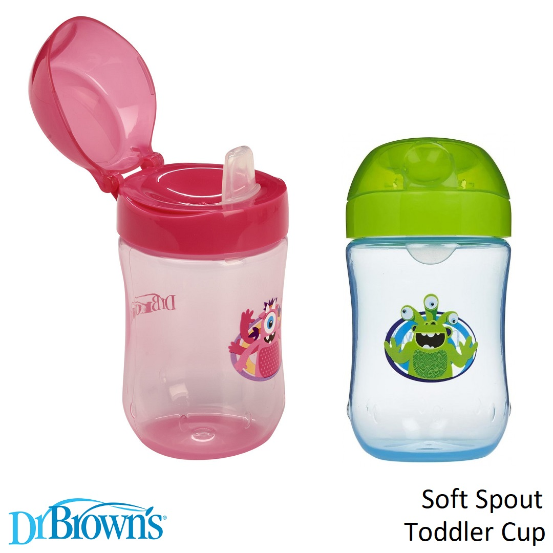 Dr Brown's Soft Spout Toddler Cup