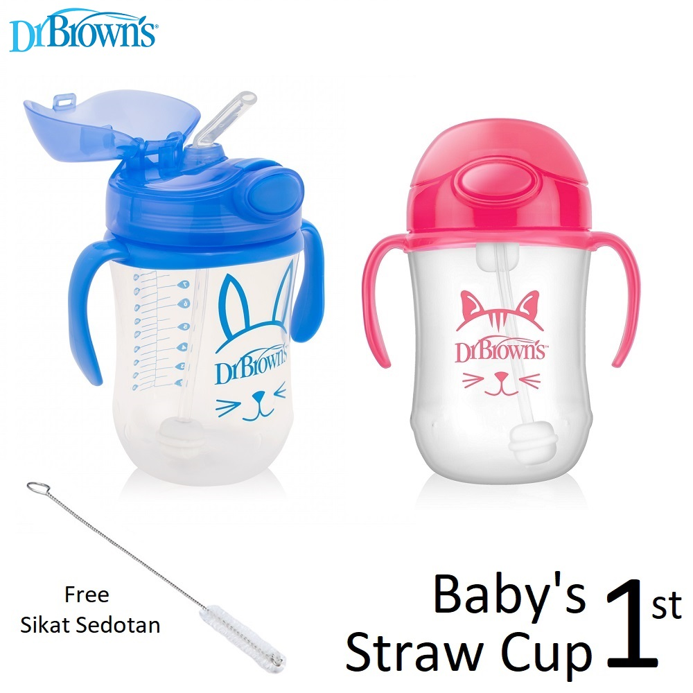 Dr. Brown's Baby's 1st Straw Cup
