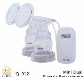 IQ Baby 912 Mini Dual Electric Breastpump