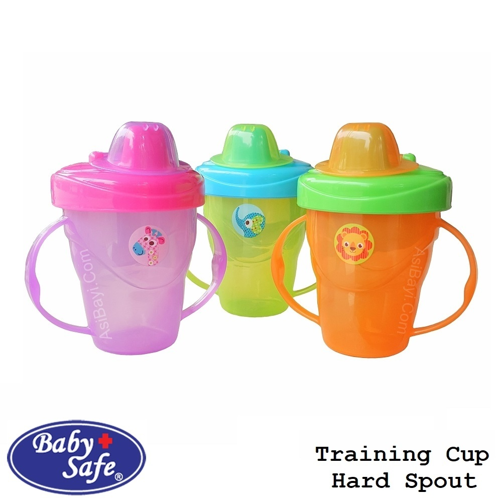 BabySafe Training Cup Hard Spout