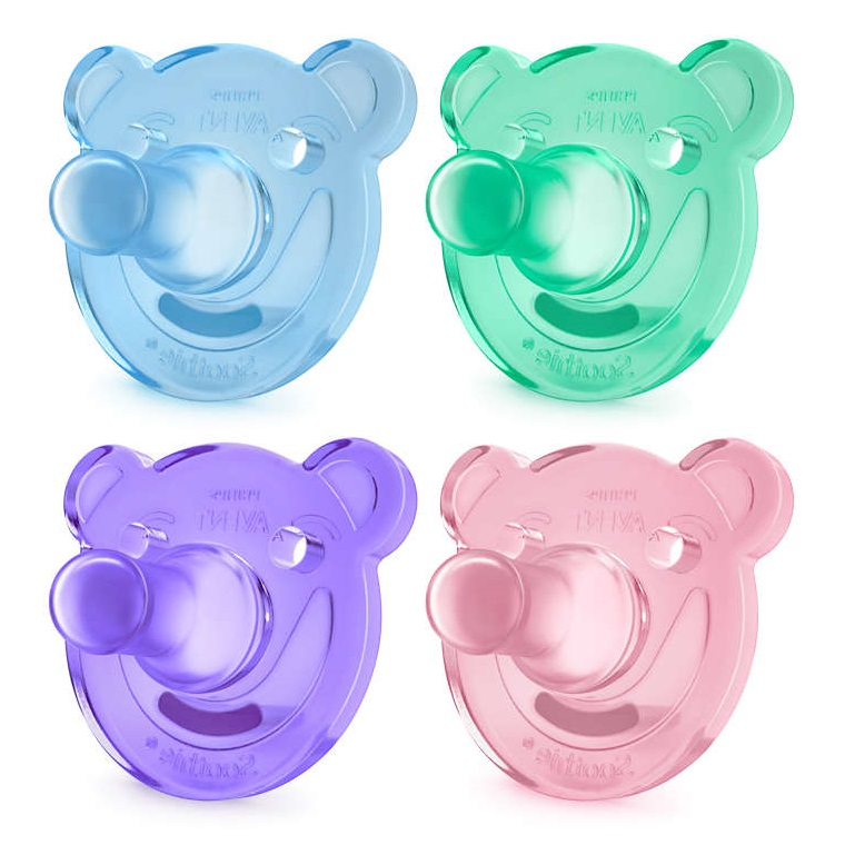 Avent Soothie Bear Shape (1)