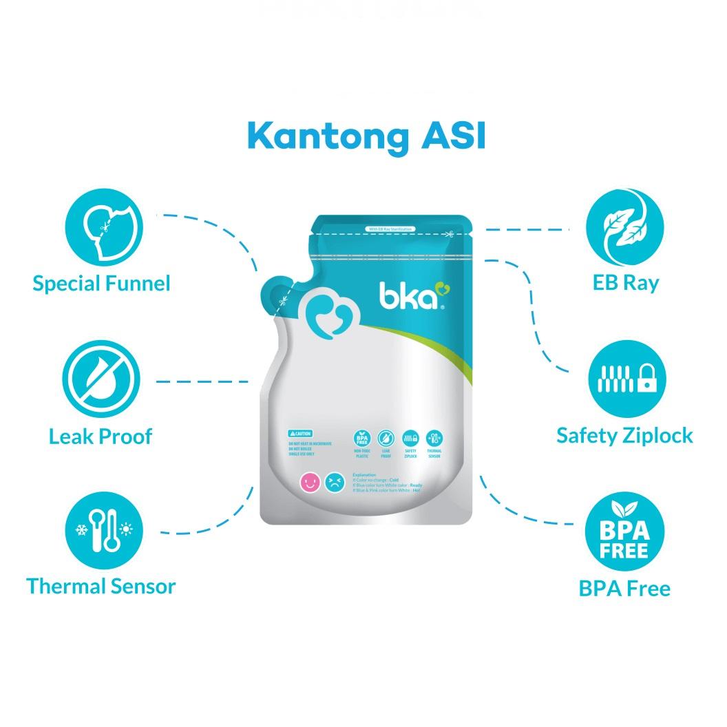 BKA Breastmilk Storage Bags (2)