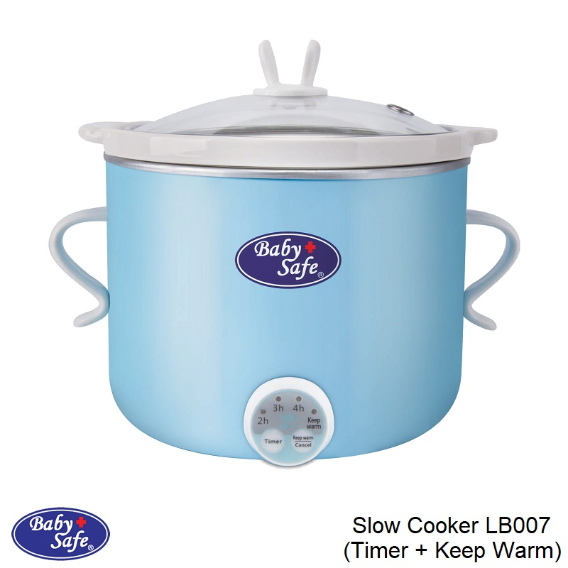 Baby Safe Slow Cooker LB007