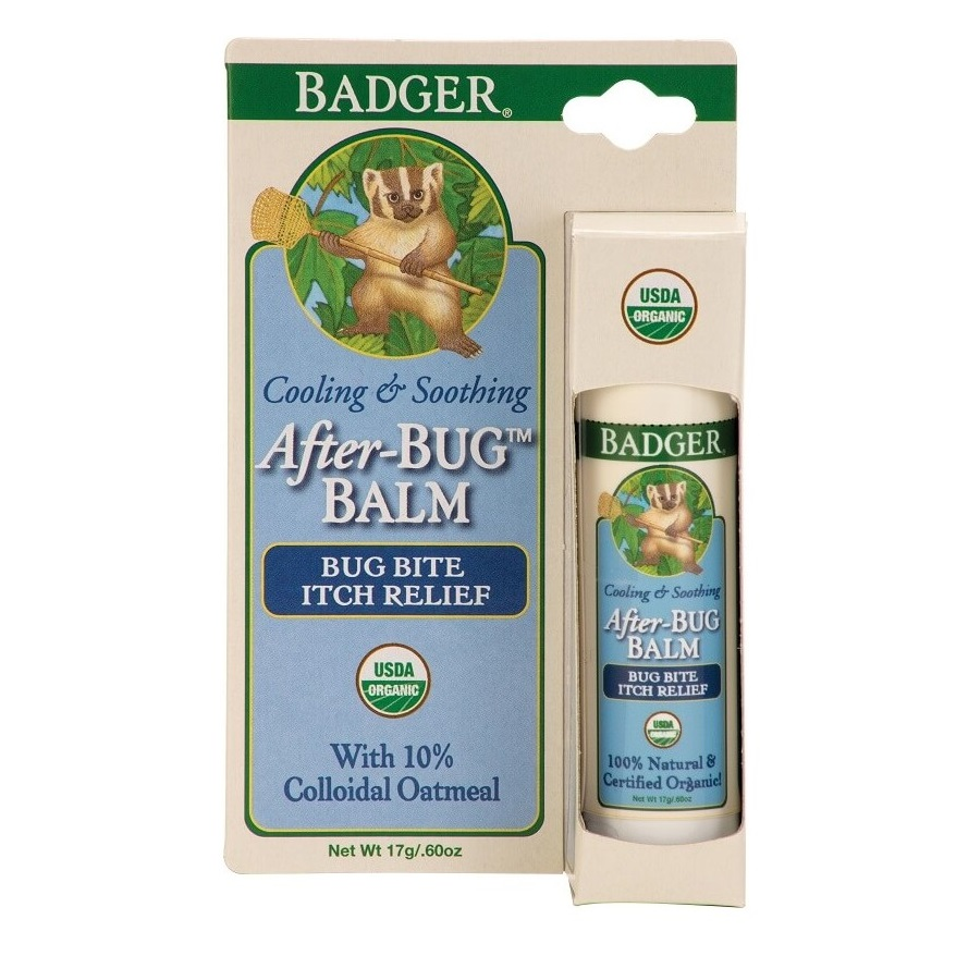 Badger After Bug Balm Itch Relief