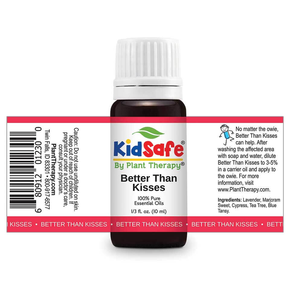 Better Than Kisses KidSafe By Plant Therapy