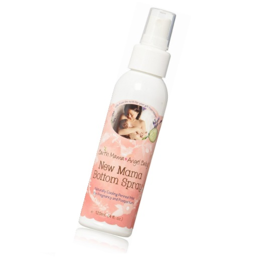 Earth Mama Angel Baby New Mama Bottom Spray