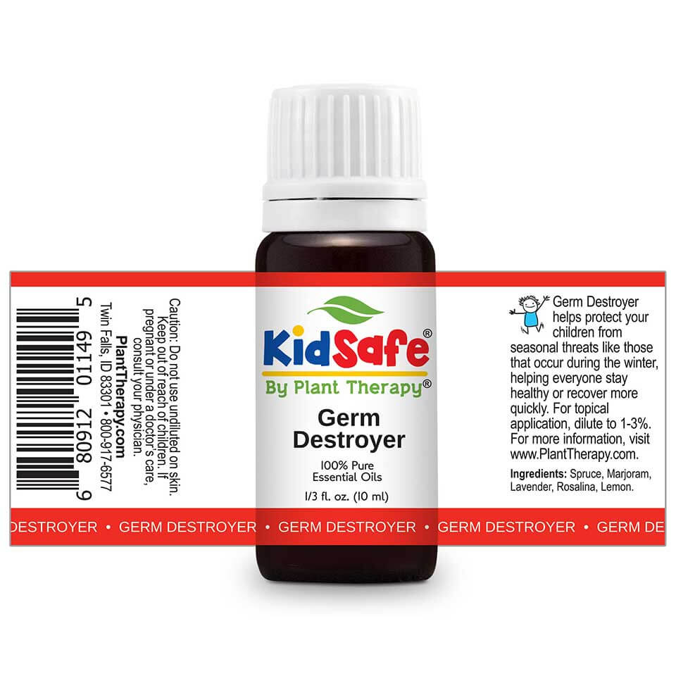 Germ Destroyer KidSafe by Plant Therapy