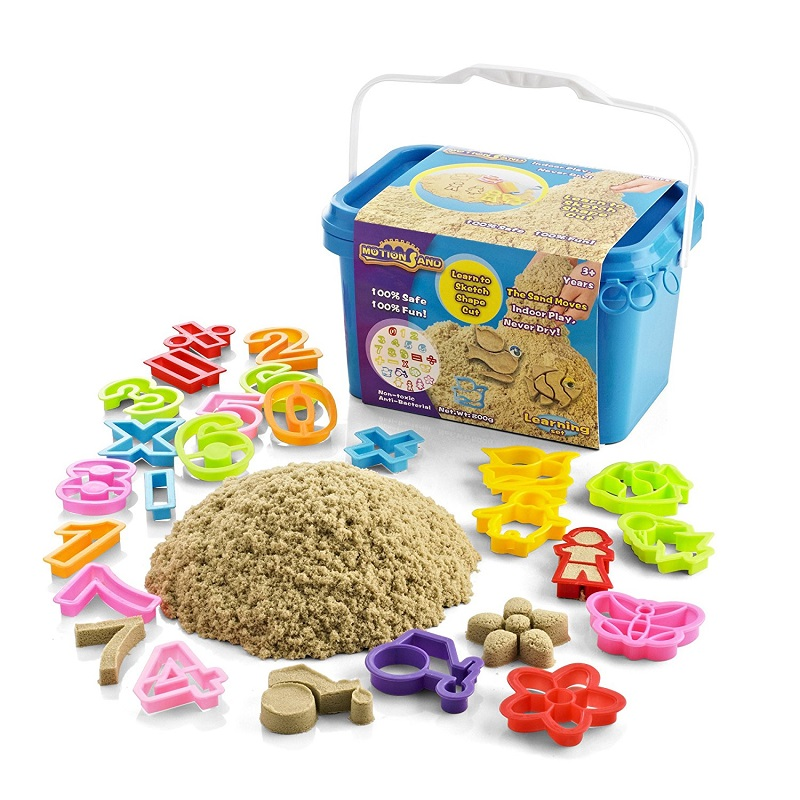 Motion Sand Bucket Playset